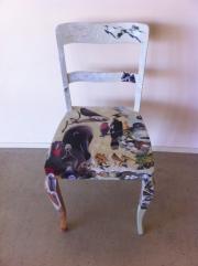 Chair by Alexa Vincze, Feb. 2011