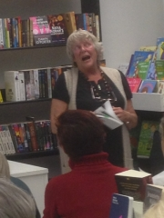 Reading from Offshoots at BooksBooksBooks  2013