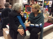 Susan and Jo Ann Rasch at BooksBooksBooks