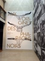 Exhibition about the Black Pharaohs