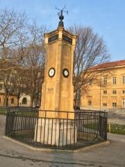 Hygrometer, Quai Osterwald
