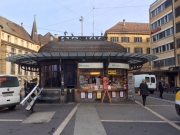 Kiosk, Place Pury