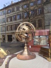 Reflection, Rue du Coq-d'Inde