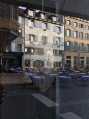 Reflection, Hotel du Marché