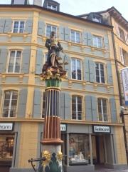 Fountain, Rue de l'Hôpital