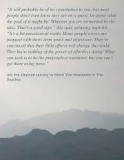 Purposeless Wanderer