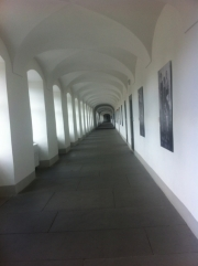 The Gymnasium in Einsiedeln
