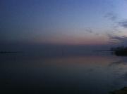 Sunset of Lake Neuchatel