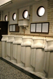 Urinals Hull
