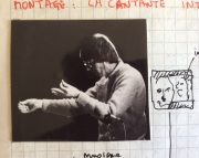 Jacques Guyonnet conducting La Cantate Interrompu.