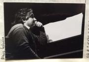 Alexis Golovine, pianist, La cantate interrompue.