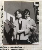Anne Marie Duguet, Patric Prado, Montbeliard
