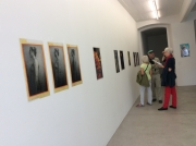 Opening of Alexander Hahn\'s exhibition \'All the World\'s a Stage\'