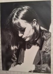 Kerena, Derek's daughter