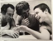 Dutch, Christophe and Kira
