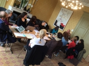 Sunday of the Fiction Master Class 2015 with Tim Lott