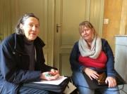 GWG Folk Story workshop: Christiane and Fliis