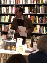 Peter St. John reading