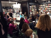 Quite a crowd