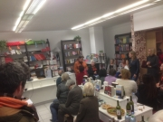 Mary Pecaut reading from Offshoots at BooksBooksBooks  2013