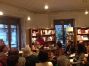 Reading from Offshoots at Off the Shelf, 2013