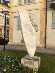 Sculpture, Quai Osterwald