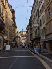 Rue du Seyon