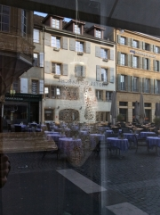 Reflection, Hotel du Marché