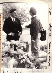Jean Paul Fargier inteviews Jacques Mercantor about his role as secretary to James Joyce. (1984)