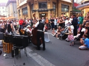 Buskers-5: More music in Neuchatel