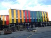 New building, EPFL, Lausanne