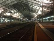 Railway station, Lausanne