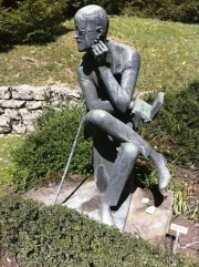Sculpture of James Joyce, Zurich