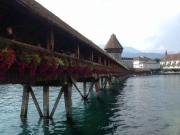 The Chapel Bridge, Lucern