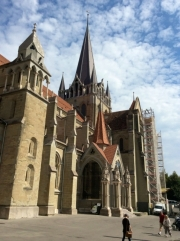 Cathedral, Lausanne