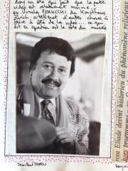 Jean-Paul Trefois, producteur à la RTBF