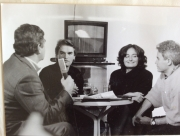 Jean-Marie Duhard and Anne-Marie Duguet in an interview for the TSR